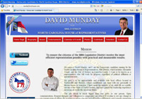 David Munday for NC House 88th District