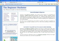 The Beginner Marketer